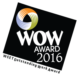 2016 WOW Award Logo